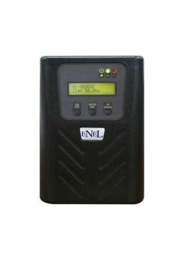 Enel A/A1A Online 1Kva 5-10 Dk 1-1 ( 2X9Ah ) Ups Renkli